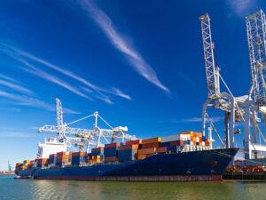 Прибалтийские порты