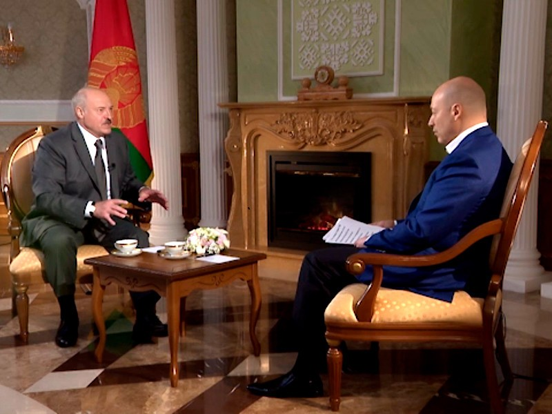 Лукашенко Гордон