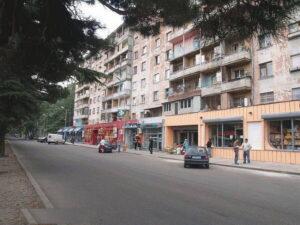 Московский проспект Тбилиси