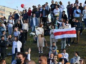 переворот в Белоруссии