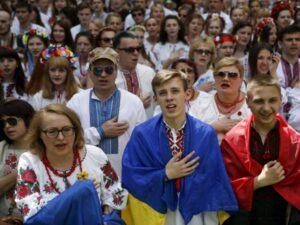 простые украинцы