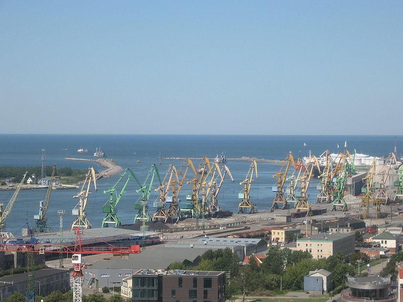 Порты Литвы