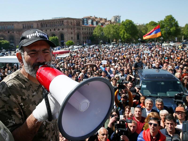 Госпереворот в Армении