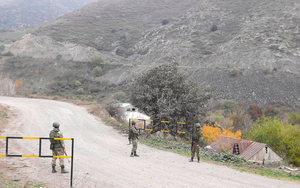 Карабах война