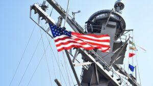 Американские корабли в Чёрном море