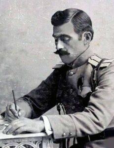 Грузинский генерал Г.И. Мазниев