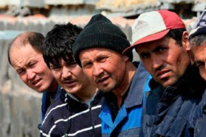 РОссия мигранты
